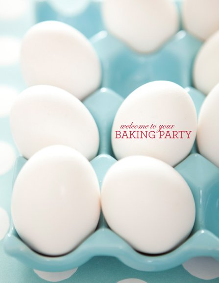 One Charming Party Baking Party e-book; Courtesy One Charming Party