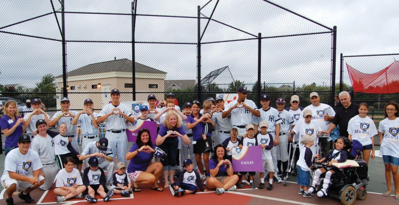 Hank's Yanks and Miracle League of Long Island