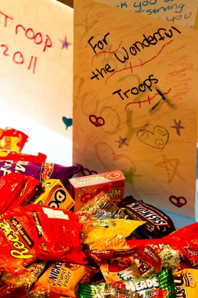 Halloween Candy Buy Back Event at Merrick Pediatric Dentistry