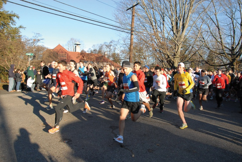 thanksgiving day road race in ct