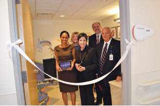St. Mary's Hospital for Children Ribbon Cutting