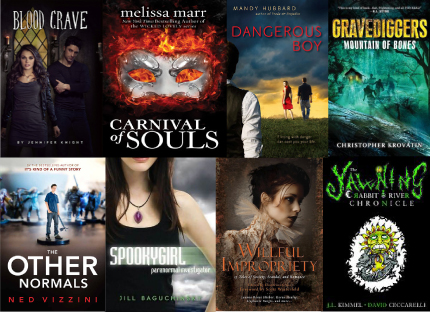 Fantasy tv series for young adults