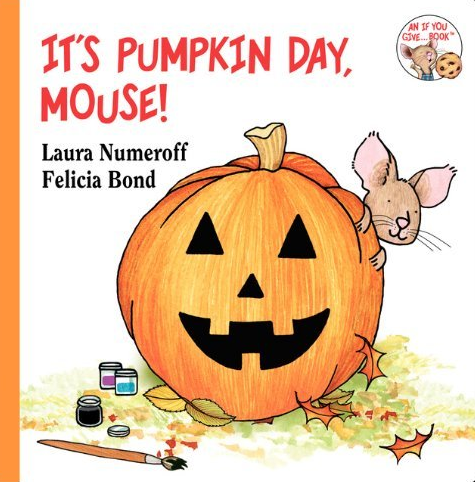 It's Pumpkin Day, Mouse