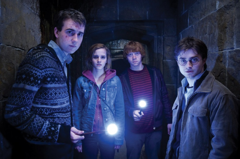Harry Potter and the Deathy Hallows