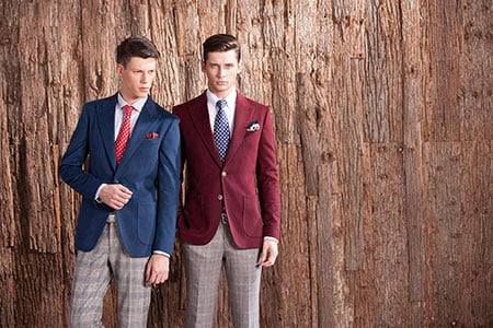 Suits from Custom Men in NYC