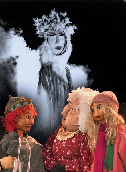 The Snow Queen, Hudson Vagabond Puppets