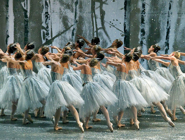 The nutcracker american ballet theatre for Things to do in brooklyn with kids