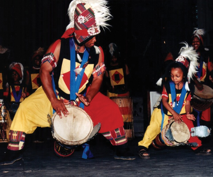 Kwanzaa Celebration with Universal African Dance and Drum Ensemble