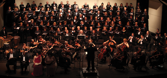 Oratorio Society of Queens annual holiday concert