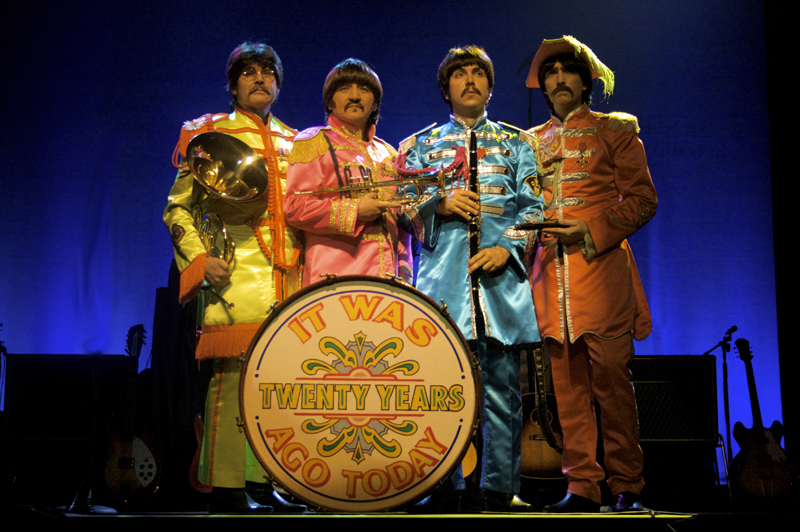 Beatles cover band The Fab Four