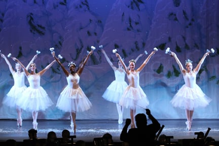 the nutcracker ballet