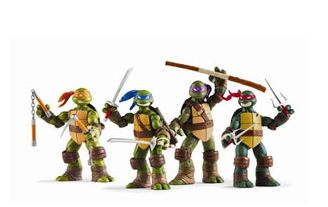 Ninja Turtle Action Figures