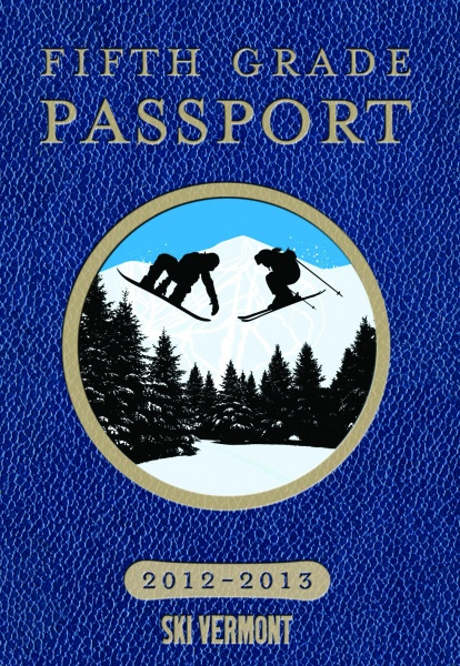 ski vermont fifth grade passport
