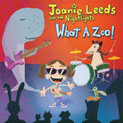 Joanie Leeds and the Nightlights What A Zoo! Album Artwork