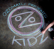 Ozomatli Ozokidz Album Artwork