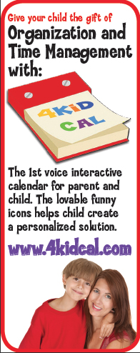 4KidCal App Ad