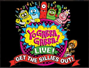 Yo Gabba Gabba! Live!: Get the Sillies Out!