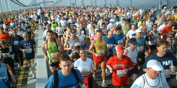 the 2015 new york city marathon