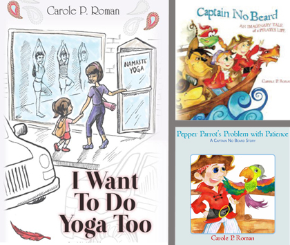 Carole P. Roman children's books