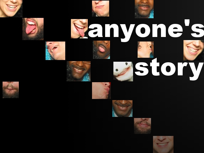 anyone's story, paul pinto
