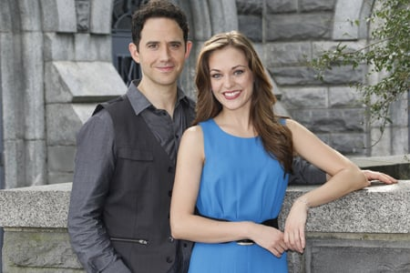 Rodger's & Hammerstein's Cinderella's Laura Osnes and Santino Fontana