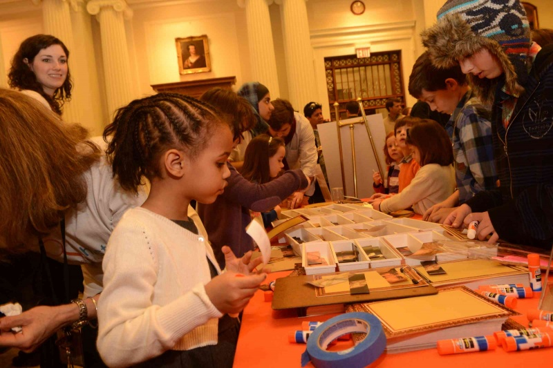 DiMenna Children's History Museum Family Benefit
