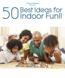 50 Best Ideas for Indoor Fun!! - Cover