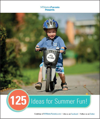125 ideas for summer fun