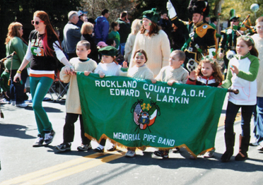 pearl river ny st patricks day parade