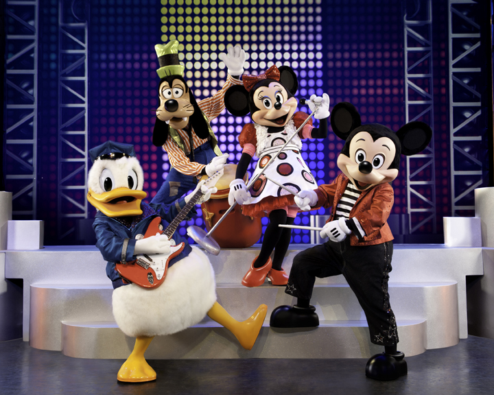 Disney Live Mickey's Music Festival