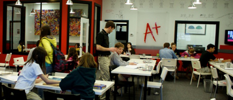 Mathnasium learning center