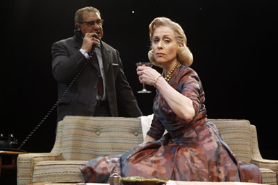 Judith Light in Lombardi on Broadway