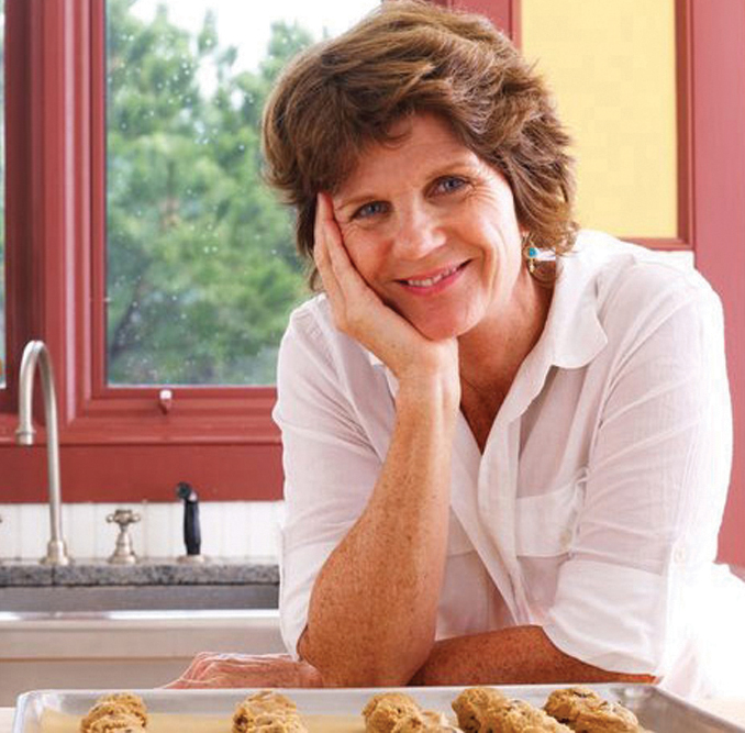 Kathleen King of Tate's Bake Shop