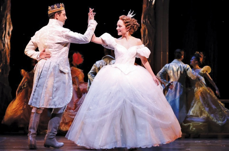 'Cinderella' on Broadway: A Magical Musical with a Modern ...