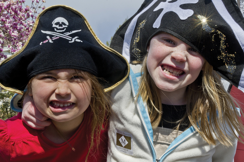 Pirate Days in Mystic Ct