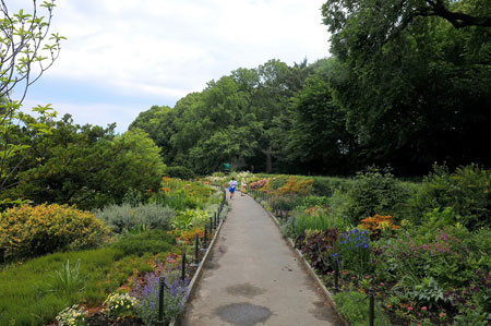 Heather Gardens, Fort Tryon Park