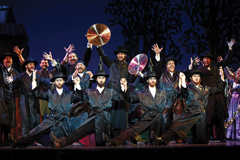 Fiddler on the Roof in Brooklyn