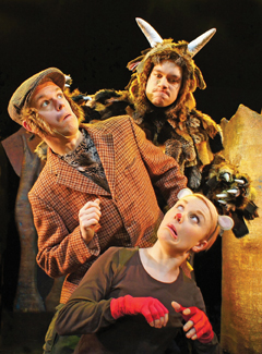 The Gruffalo, tall stories theatre company