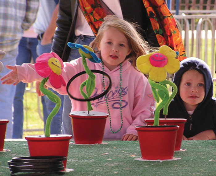 children's carnival at queens county farm museum