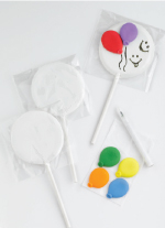 DIY lollipops