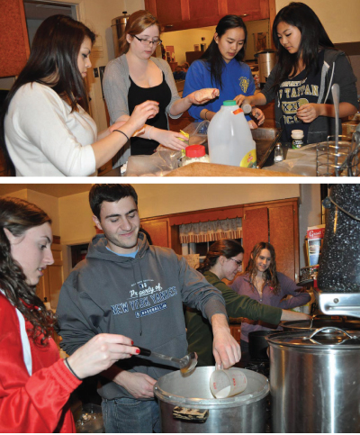 soup kitchen volunteer long island tappan zee high school students in rockland volunteer at long island soup kitchen nymetroparents 9562