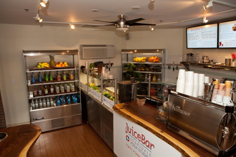 Scarsdale Yoga Juice Bar