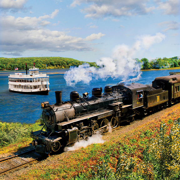A guide to train exhibits train museums and rail rides for kids in essex steam train freerunsca Choice Image