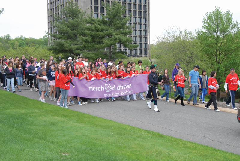 March for Babies in Pearl River NY