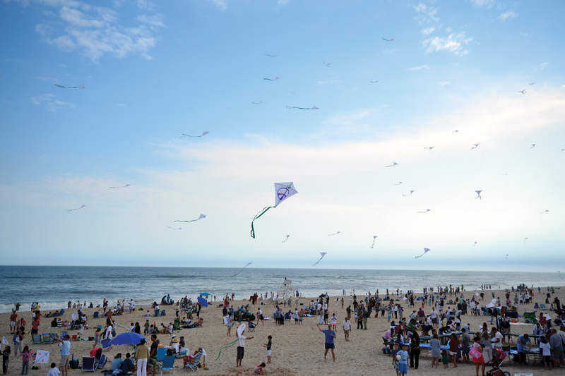 kites for a cure coopers beach long island