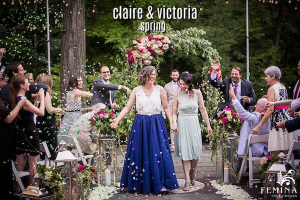 ClaireVictoria photography by Femina Photo Design in NYBG's Stone Mill