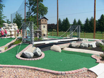 paramus miniature golf course