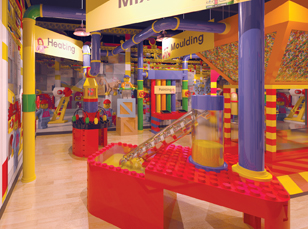 Legoland in Westchester