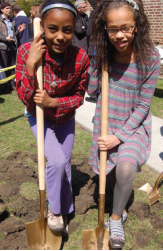 Fort Washington Church Groundbreaking Ceremony