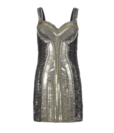 AllSaints' Siri Embellished Dress